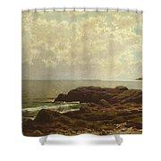 Coast Off Grand Manan Shower Curtain