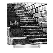 Coast - Sea Stairs Shower Curtain