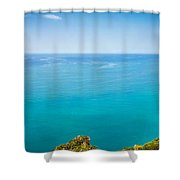 Coast To Coast Shower Curtain