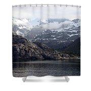 Coastal Beauty Of Alaska 1 Shower Curtain