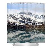 Coastal Beauty Of Alaska 4 Shower Curtain