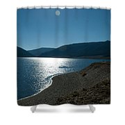 Coastal View Shower Curtain