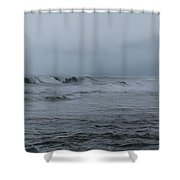Coastal Waters Shower Curtain