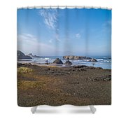 Coastie Shower Curtain