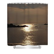 Cobo Sunlight Reflections Shower Curtain