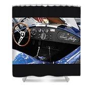 Cobra Dshboard Shower Curtain