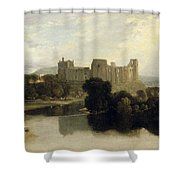 Cockermouth Castle Shower Curtain