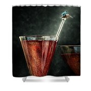 Cocktail Time Shower Curtain
