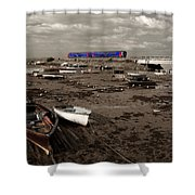 Cockwood Harbour Shower Curtain