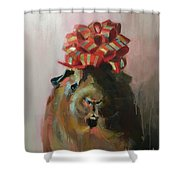Cocoa Shower Curtain