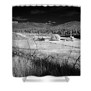 Cocolala Creek 2 Shower Curtain