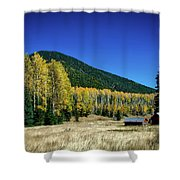 Coconino National Forest Shower Curtain