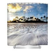 Coconut Rush Shower Curtain