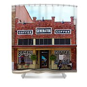 Coffee Anyone  Shower Curtain