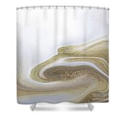 Coffee Shower Curtain by Mindy Sommers