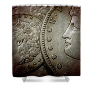 Coin Collector I Shower Curtain