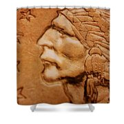 Coin Collector Iv Shower Curtain