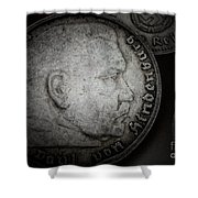 Coin Collector V Shower Curtain