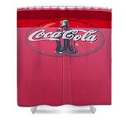 Coke Lollipop Shower Curtain