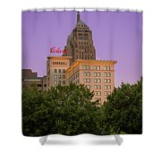 Colcord II Shower Curtain