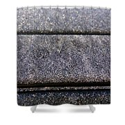 Cold Car Shower Curtain