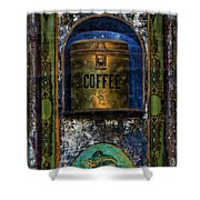 Cold Coffee Shower Curtain
