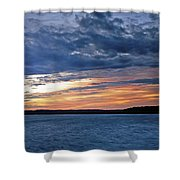 Cold Front Shower Curtain