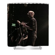 Cold Hob 2 Shower Curtain