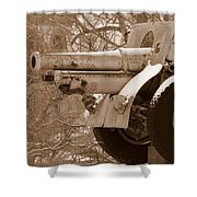 Cold Steel  Indiana Soldiers Sailors Home Shower Curtain