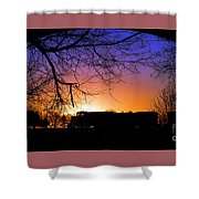 Cold Wait Shower Curtain