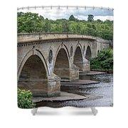 Coldstream Bridge 1807 Shower Curtain