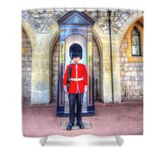 Coldstream Guard Shower Curtain
