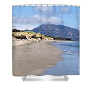 Coles Bay Serenty Shower Curtain