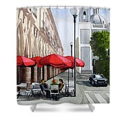 Colima, Mexico Shower Curtain