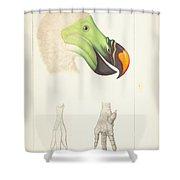 Collection De  Shower Curtain