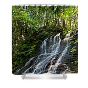 Colliery Falls Shower Curtain