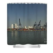 Colombia017 Shower Curtain