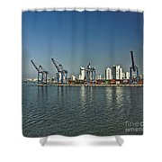 Colombia018 Shower Curtain