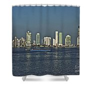 Colombia019 Shower Curtain