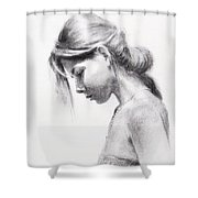 Colombiana Shower Curtain