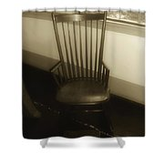Colonial Comfort Shower Curtain