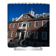 Colony House Newport Rhode Island Shower Curtain