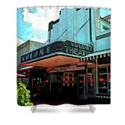 Colony Theatre Shower Curtain