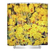Color 157 Shower Curtain