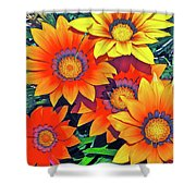 Color 53 Shower Curtain