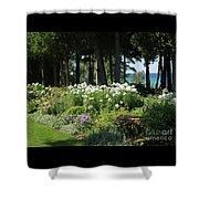 Color Combination Flowers Cc74 Shower Curtain
