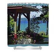 Color Combination Flowers Cc81 Shower Curtain