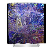 Color Energy 44 Shower Curtain