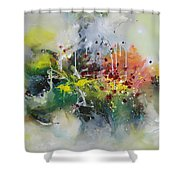 Color Fever Large 16 Shower Curtain