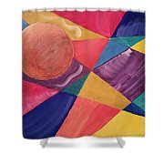 Color Me Shower Curtain